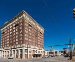 Jefferson Davis Apartments, Highland Gardens Elementary School, Montgomery, AL