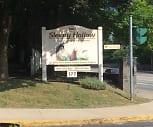 Sleepy Hollow Gardens, Hackley School, Tarrytown, NY