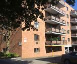 The Brentwood Apartments, Thompson Elementary School, Arlington, MA