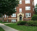 Oakland Apartments, Henry Vilas Park Zoo, Madison, WI