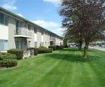 Bay Manor Apartments, Bangor Central School, Bay City, MI