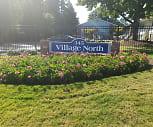 village north, Glenfair Elementary School, Portland, OR