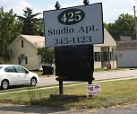 Fairfield Studio Apartments, Downtown Newark, Newark, OH