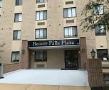 Beaver Falls Plaza, College Hill, Beaver Falls, PA