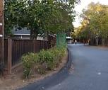 Los Altos Gardens, Ardis G Egan Junior High School, Los Altos, CA