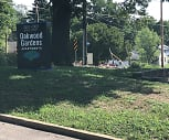 Oakwood Garden Apartments, Christ The King Elementary School, Kansas City, KS