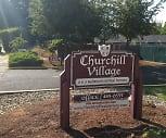 Churchill Village, Mccornack Elementary School, Eugene, OR