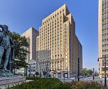 Walker House Apartments, Saint Michael's Medical Center, Newark, NJ