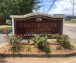 Cartersville Garden Apartments, Cartersville Middle School, Cartersville, GA
