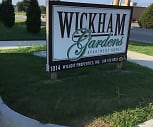 Wickham Gardens, Sapulpa High School, Sapulpa, OK