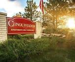 Conquistador Apartments & Townhomes, Wichita Technicial Institute, KS