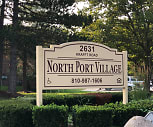 North Port Village, Port Huron Northern High School, Port Huron, MI