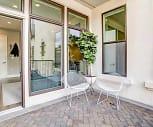 Patio / Deck, Trestle Apartments