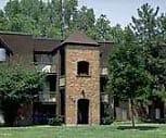 Building, Hazelwood Forest
