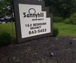 Sunnyhill Apartments, Geneva College, PA