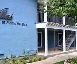 Villas at Alamo Heights, Alamo Heights Junior High School, San Antonio, TX