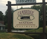 Cambridge Station Apartments, Highlands Middle School, Kennewick, WA