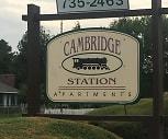 Cambridge Station Apartments, Lincoln Elementary School, Kennewick, WA
