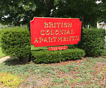 British Colonial Apartments, Portsmouth, NH