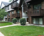 Glen Oaks Apartments, Muskegon, MI