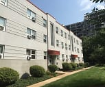 Key Boulevard Apartments, Sidwell Friends School, Washington, DC
