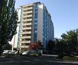 Patterson Tower, Eugene, OR