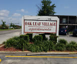 OAK LEAF VILLAGE, Aldine Senior High School, Houston, TX