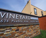 Vineyard Townhomes, Napa Valley College, CA