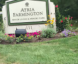 Atria Farmington, St Paul Catholic High School, Bristol, CT