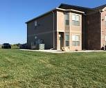 Merion Apartments, Riley County Grade School, Riley, KS