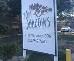 DESERT SHADOWS APARTMENTS, Bowie Elementary School, San Angelo, TX