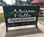 Maison Belle Apartments, DeRidder, LA