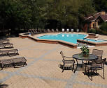 Completed Renovated Pool, Oak Ridge Trace Apartments