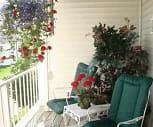 Balcony, Regency Place
