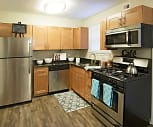 Kitchen, Washington Square Apartments