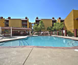 Aspen Meadows Apartments, Dean Petersen Elementary School, Las Vegas, NV