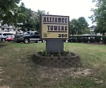 Alliance Towers, Northside Elementary School, Alliance, OH