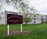 Building, Riverview Apartments