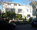 Exterior, Rexford Beverly  Hills Apartments