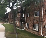 Lakeview Terrace Apartments, Dwight D Eisenhower Elementary School, Crown Point, IN