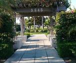 Rose Garden, Jordan Intermediate School, Garden Grove, CA