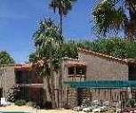Bellevue Gardens, Dodge Traditional Magnet Middle School, Tucson, AZ
