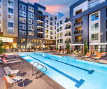 Pool, 808 West Apartments