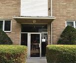 Hamilton Garden Apartments, Poughkeepsie High School, Poughkeepsie, NY