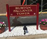 Burton F Faulkner Towers, Arlington, MA
