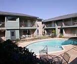 Villa Dijon, Alamo Heights Junior High School, San Antonio, TX