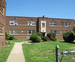 Girard Court Apartments, Avenue of the Arts North, Philadelphia, PA