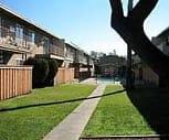 Sidewalk, Mountain View Apartments