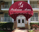 Parkview Arms Apartments, Youngstown State University, OH