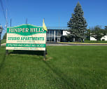 Juniper Hills Apartments, Kentucky State University, KY